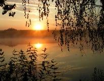 αυγή Στοκ φωτογραφίες με δικαίωμα ελεύθερης χρήσης