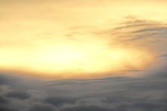 αυγή Στοκ εικόνα με δικαίωμα ελεύθερης χρήσης