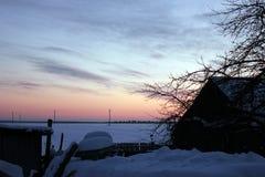 αυγή Στοκ Εικόνα