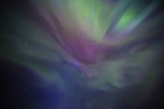 Αυγή Borealis Στοκ εικόνες με δικαίωμα ελεύθερης χρήσης