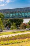 19 Αυγούστου 2015 - Ντάλλας, Τέξας, ΗΠΑ Η νέα προσθήκη σε Parkl Στοκ Φωτογραφία