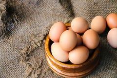 αυγό ακατέργαστο Στοκ Φωτογραφία