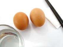 Αυγό για το πρόγευμα Στοκ φωτογραφία με δικαίωμα ελεύθερης χρήσης
