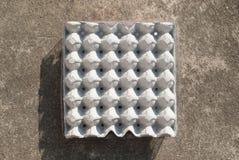 αυγό εμπορευματοκιβω&tau Στοκ φωτογραφία με δικαίωμα ελεύθερης χρήσης