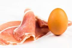 αυγό μπέϊκον Στοκ Φωτογραφία