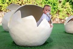 αυγό μωρών Στοκ εικόνες με δικαίωμα ελεύθερης χρήσης