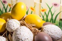 αυγό Πάσχας ευτυχές Στοκ φωτογραφία με δικαίωμα ελεύθερης χρήσης