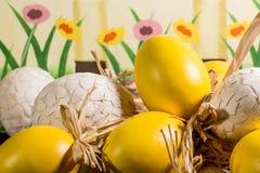 αυγό Πάσχας ευτυχές Στοκ Φωτογραφία