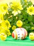 αυγό Πάσχας νεοσσών Στοκ εικόνα με δικαίωμα ελεύθερης χρήσης