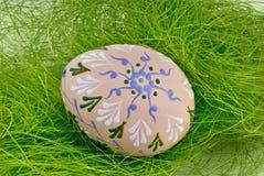 αυγό Πάσχας που χρωματίζε Στοκ φωτογραφία με δικαίωμα ελεύθερης χρήσης