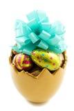 αυγό Πάσχας φλυτζανιών Στοκ Φωτογραφίες