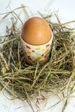 Αυγό Πάσχας egg-cup Στοκ φωτογραφία με δικαίωμα ελεύθερης χρήσης