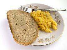 αυγό που ανακατώνεται Στοκ Φωτογραφίες