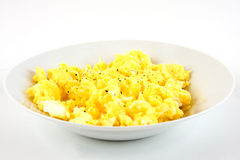 αυγό που ανακατώνεται Στοκ εικόνες με δικαίωμα ελεύθερης χρήσης