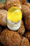 αυγό που συντηρείται κινεζικό στοκ φωτογραφίες με δικαίωμα ελεύθερης χρήσης