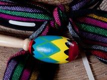 αυγό που χρωματίζεται στοκ εικόνα