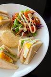 Αυγό σάντουιτς Στοκ φωτογραφίες με δικαίωμα ελεύθερης χρήσης