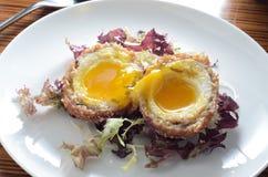 αυγό σκωτσέζικο στοκ εικόνες με δικαίωμα ελεύθερης χρήσης