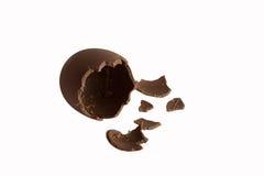 Αυγό σοκολάτας Στοκ φωτογραφίες με δικαίωμα ελεύθερης χρήσης