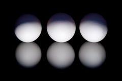 αυγό τρία Στοκ Εικόνα