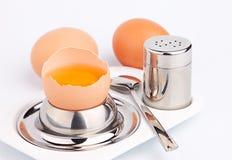 αυγό φλυτζανιών Στοκ φωτογραφία με δικαίωμα ελεύθερης χρήσης