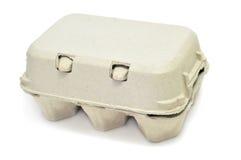 αυγό χαρτοκιβωτίων Στοκ φωτογραφία με δικαίωμα ελεύθερης χρήσης