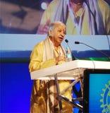 Αυθεντία Hari Prasad Chaurasia Στοκ εικόνες με δικαίωμα ελεύθερης χρήσης