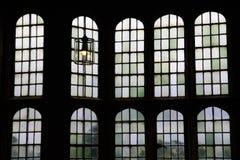 Αυθεντικά παράθυρα Στοκ Φωτογραφία