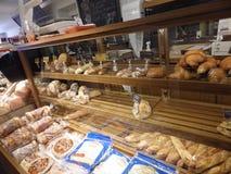 Αυθεντικό αρτοποιείο του Μόντρεαλ όχι καλά - γνωστή περιοχή της πόλης στοκ φωτογραφία με δικαίωμα ελεύθερης χρήσης