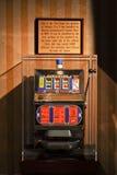 αυλάκωση μηχανών της Ατλάντικ Σίτυ πρώτη Στοκ Εικόνες