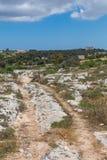 Αυλακιές Μάλτα κάρρων συνδέσεων Clapham στοκ φωτογραφίες