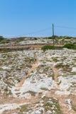 Αυλακιές Μάλτα κάρρων συνδέσεων Clapham στοκ εικόνες