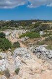 Αυλακιές Μάλτα κάρρων συνδέσεων Clapham στοκ φωτογραφία