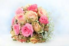 Αυξήθηκε ανθοδέσμη λουλουδιών Στοκ φωτογραφία με δικαίωμα ελεύθερης χρήσης