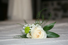 αυξήθηκε γάμος Στοκ εικόνα με δικαίωμα ελεύθερης χρήσης