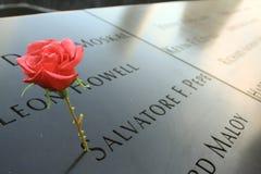 Αυξήθηκε για τα θύματα Στοκ Εικόνες