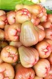 Αυξήθηκε μήλα Στοκ φωτογραφία με δικαίωμα ελεύθερης χρήσης