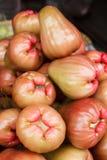 Αυξήθηκε μήλα Στοκ Εικόνα