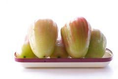 Αυξήθηκε Apple - εικόνα αποθεμάτων Στοκ Φωτογραφία