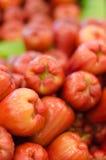 Αυξήθηκε Apple, chom-Poo, εξωτικά φρούτα από την Ταϊλάνδη Στοκ φωτογραφία με δικαίωμα ελεύθερης χρήσης