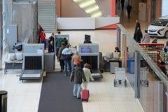 Αυξανόμενα μέτρα ασφάλειας Στοκ φωτογραφία με δικαίωμα ελεύθερης χρήσης