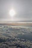 Αυξανόμενο cloudiness στοκ φωτογραφίες με δικαίωμα ελεύθερης χρήσης