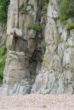 Αυστηροί απότομοι βράχοι Στοκ φωτογραφίες με δικαίωμα ελεύθερης χρήσης