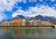 Αυστρία Ίνσμπρουκ Στοκ Εικόνα