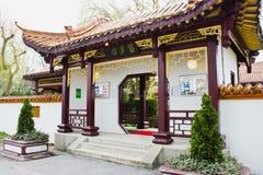 Αυστρία, Βιέννη, στις 10 Μαρτίου 2016: Το κινεζικό εστιατόριο στο κέντρο πόλεων Στοκ εικόνες με δικαίωμα ελεύθερης χρήσης