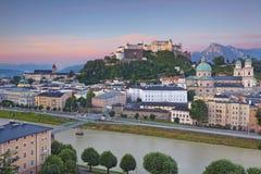 Αυστρία Σάλτζμπουργκ Στοκ φωτογραφίες με δικαίωμα ελεύθερης χρήσης