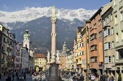 Αυστρία, Τύρολο Στοκ φωτογραφία με δικαίωμα ελεύθερης χρήσης