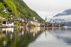 Αυστρία hallstatt Στοκ Εικόνες