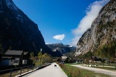 Αυστρία hallstatt Στοκ Φωτογραφίες