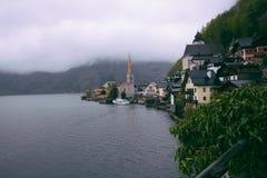 Αυστρία hallstatt Στοκ Φωτογραφία